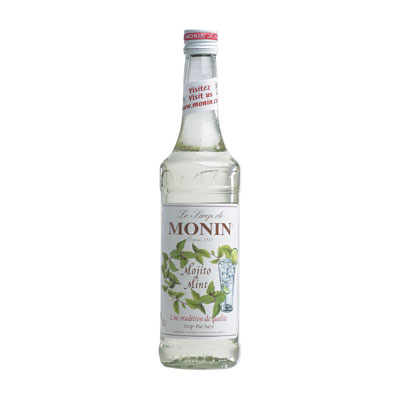 Sirup Mojito Mint 70cl Monin  Alt Om Bar