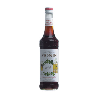 Kaffesirup Irish cream 70cl Monin  Barkonsult