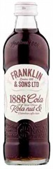 Franklin Cola 1886 12x275ml (Skaffevare)  KKD