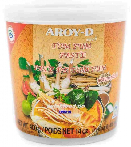 Tom Yum Paste 24x400gr.  AF