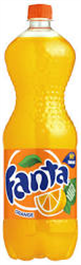 Fanta Orange 6x1,5ltr  Coca Cola