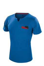 PETRUS T-SHIRT MAN bright blue