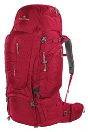 BACKPACK  TRANSALP 100 bordeaux