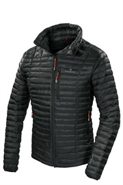 SAGUARO JACKET MAN black
