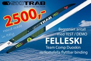 TEAM COMP FELLESKI  Demoski / Binding