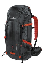BACKPACK DRY-HIKE 48 + 5 black