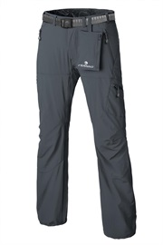 HERVEY PANTS MAN anthracite SIZE 46