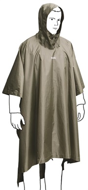 BIVY PONCHO  (RF) - FOREST