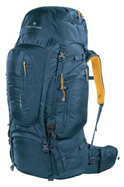 BACKPACK TRANSALP 60 blue-yellow