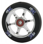 Wheel 110 mm Chrome/Black