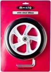 Wheel 200 mm white