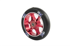 Wheel 100 mm Black/Red