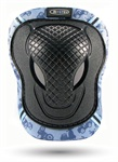Knee and Elbow Pads Blue Print: M