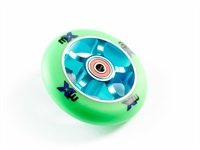 Wheel  100 mm Blue/Green