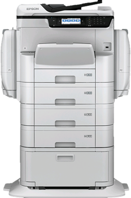 Epson Workforce Pro WF-C869
