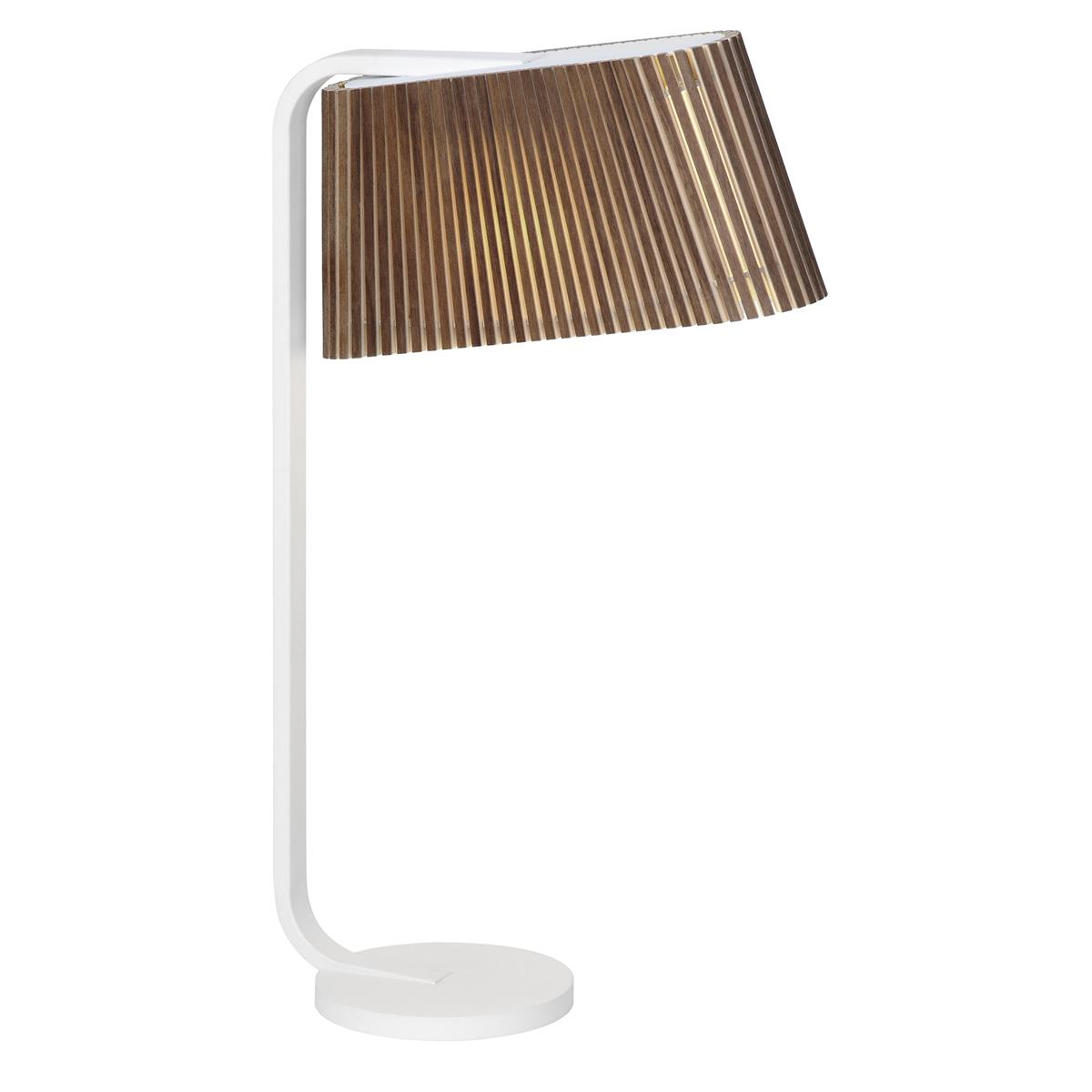Secto 7020 Owalo Table lamp Walnut