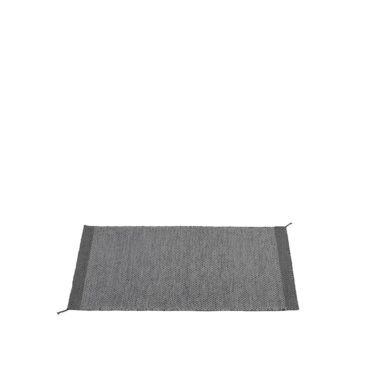 Ply Rug i 170 X 240 cm, Dark Grey