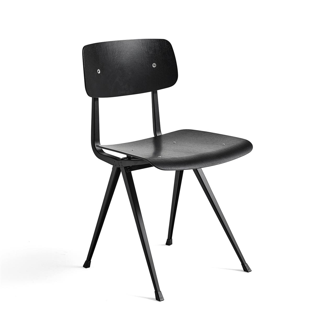 Result Chair - Black