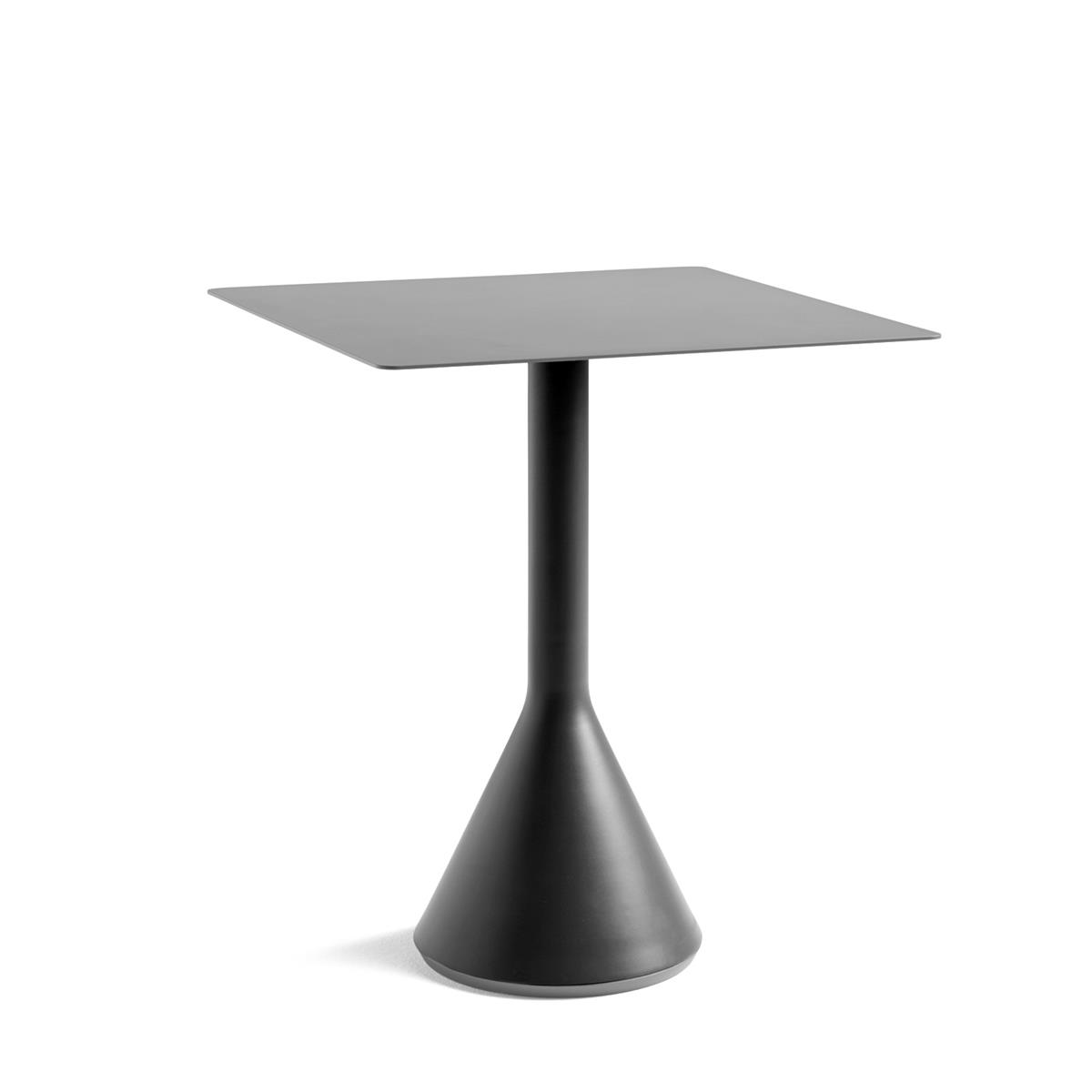 Palissade Cone Table 65 x 65 x H74 - Anthracite