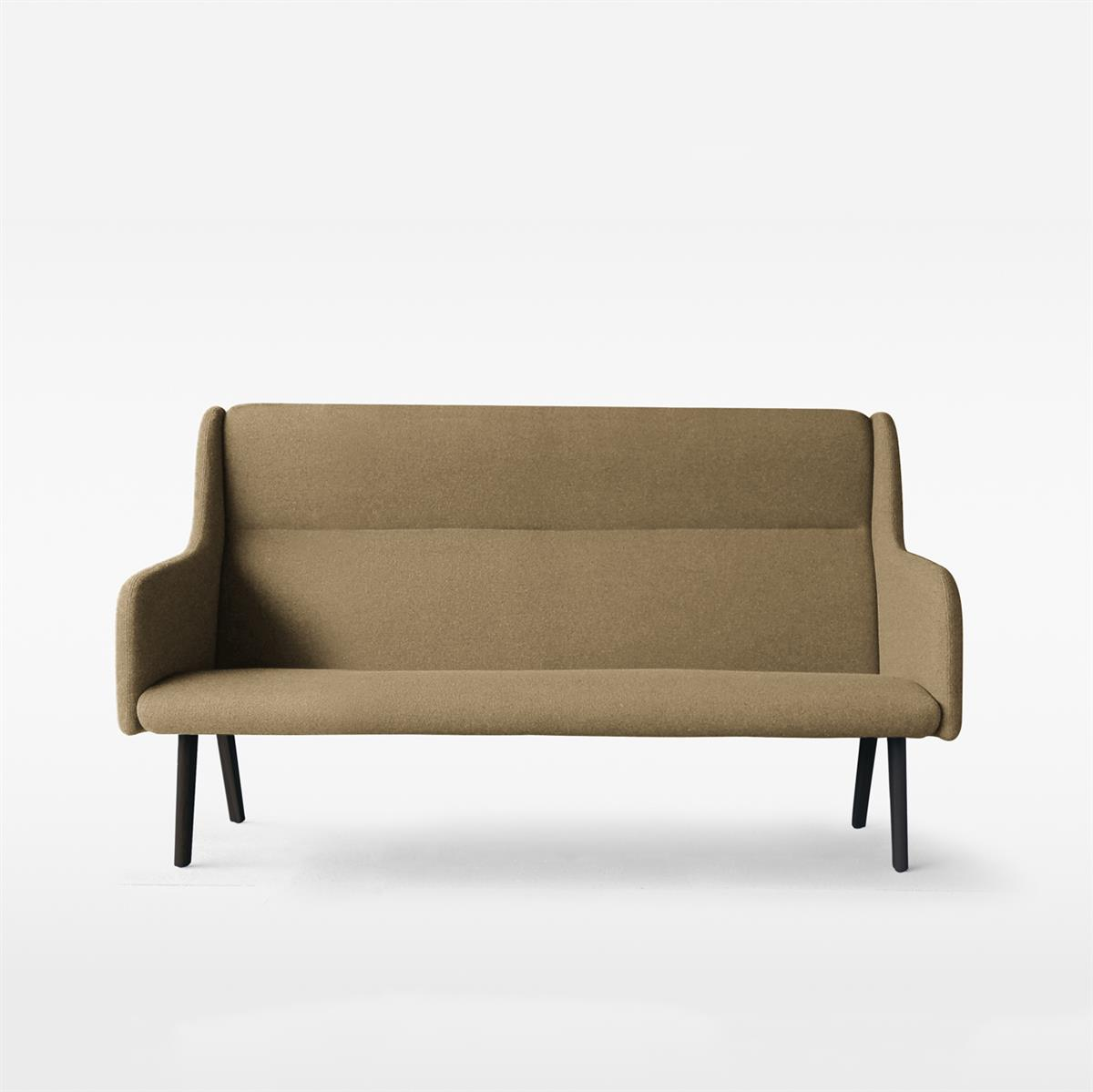 Anyway Highback 3 Seater - Main Line Flax, sorte ben