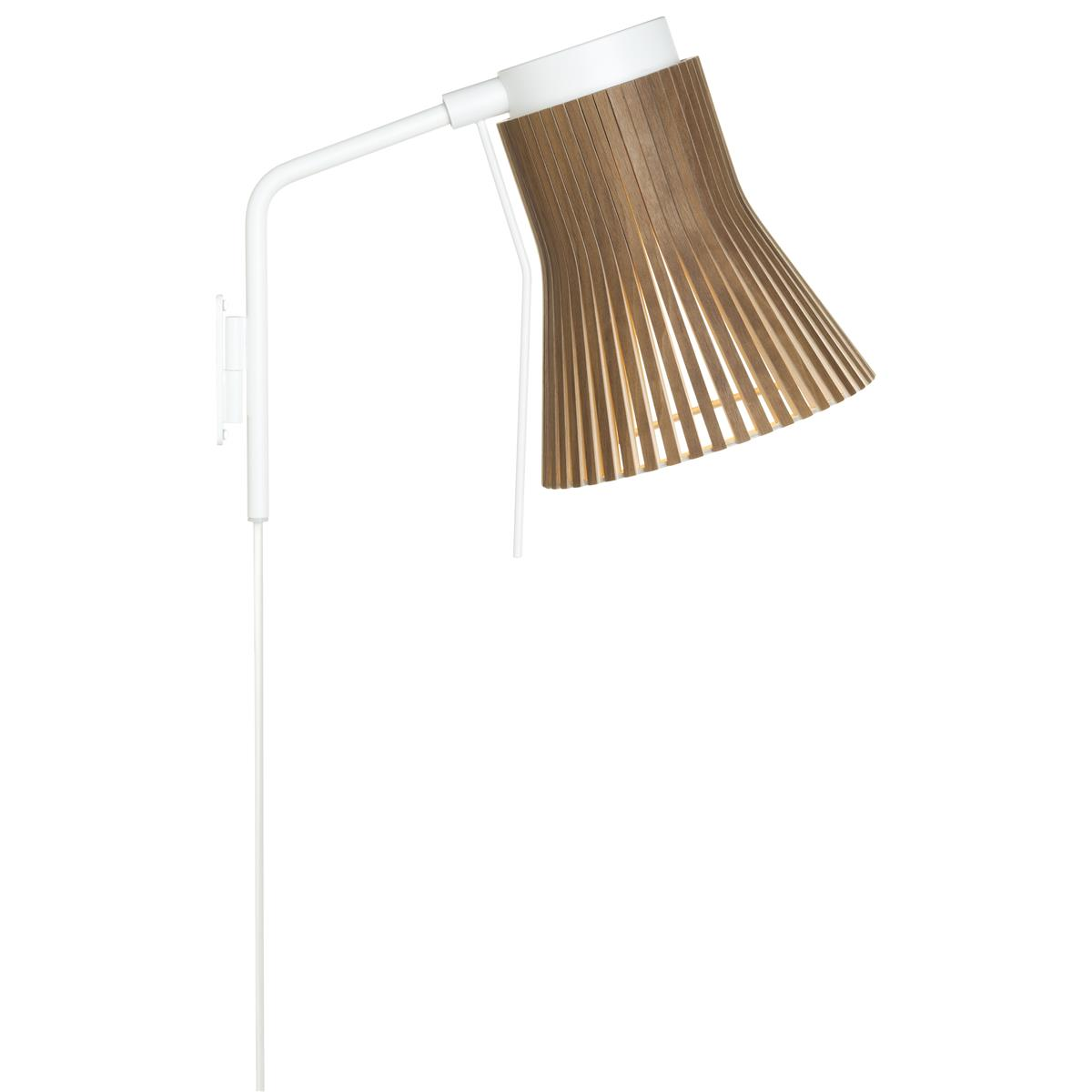 Petite 4630 wall lamp Walnut