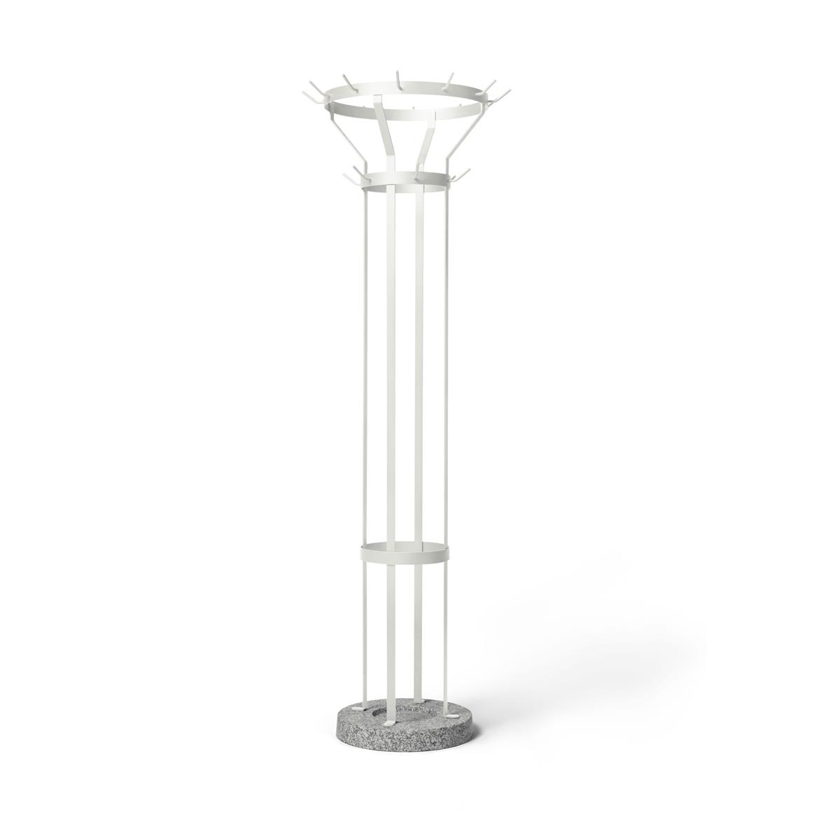 Marcel Coat Stand - White