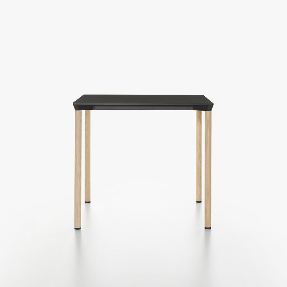 Monza Table 80 x 80 - sort HPL & ask