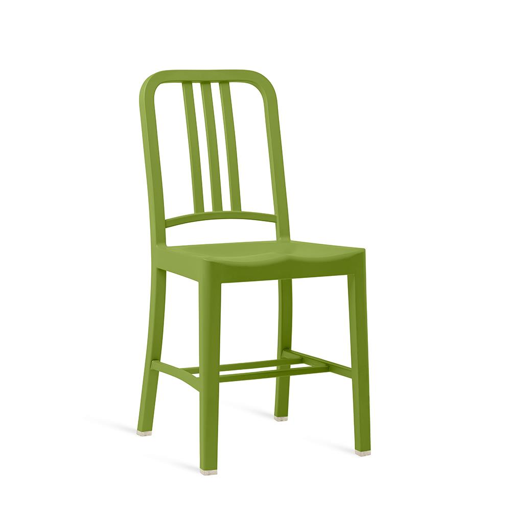 111 Navy Chair - Grass