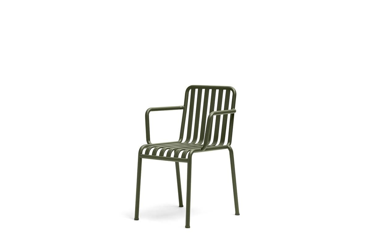 Palissade Armchair - Olive