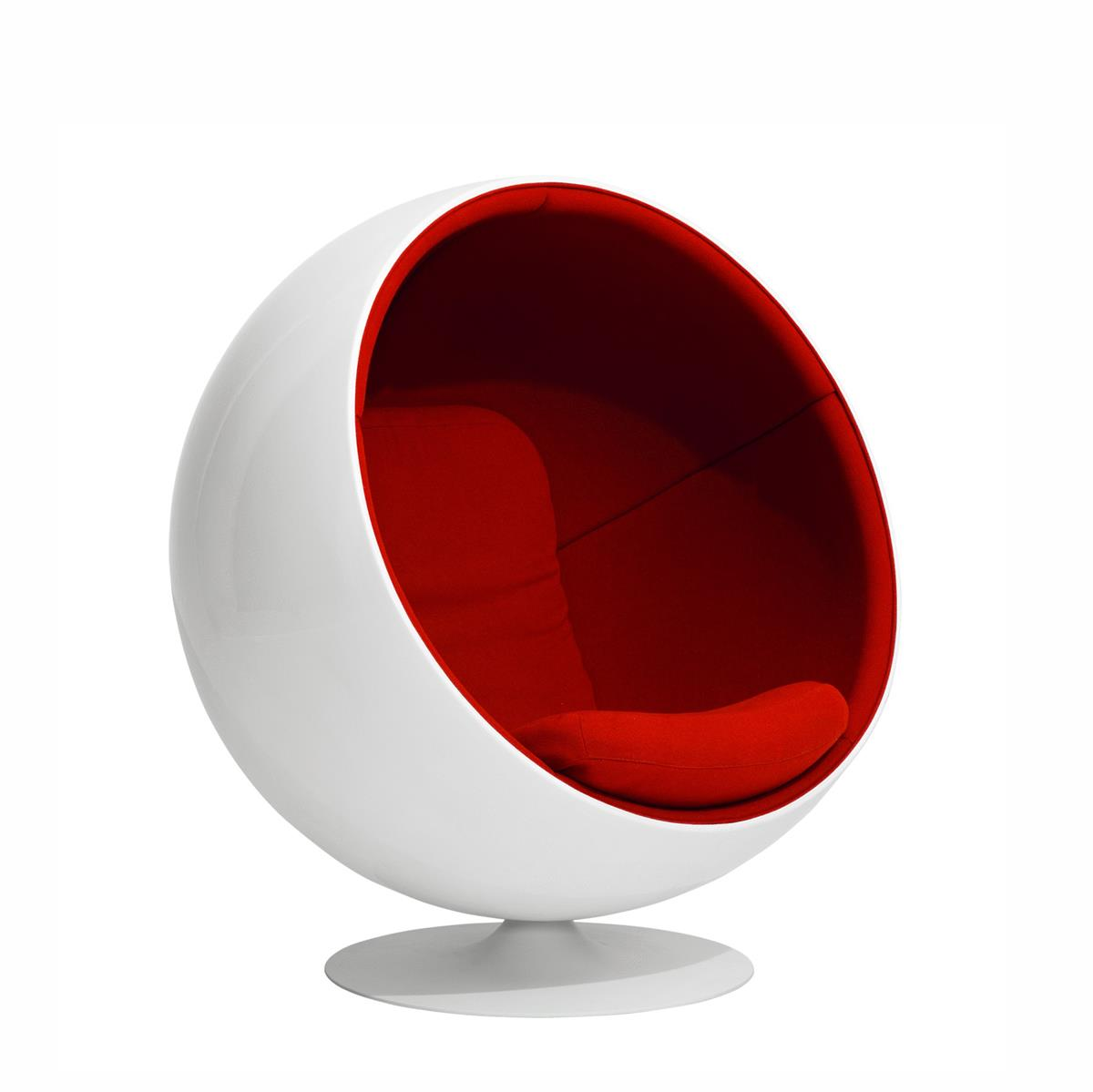 Ball Chair Tonus Red