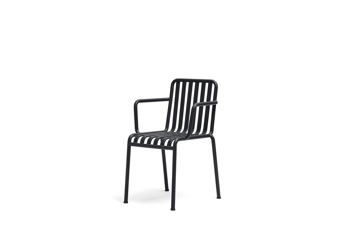 Palissade Armchair - Anthracite
