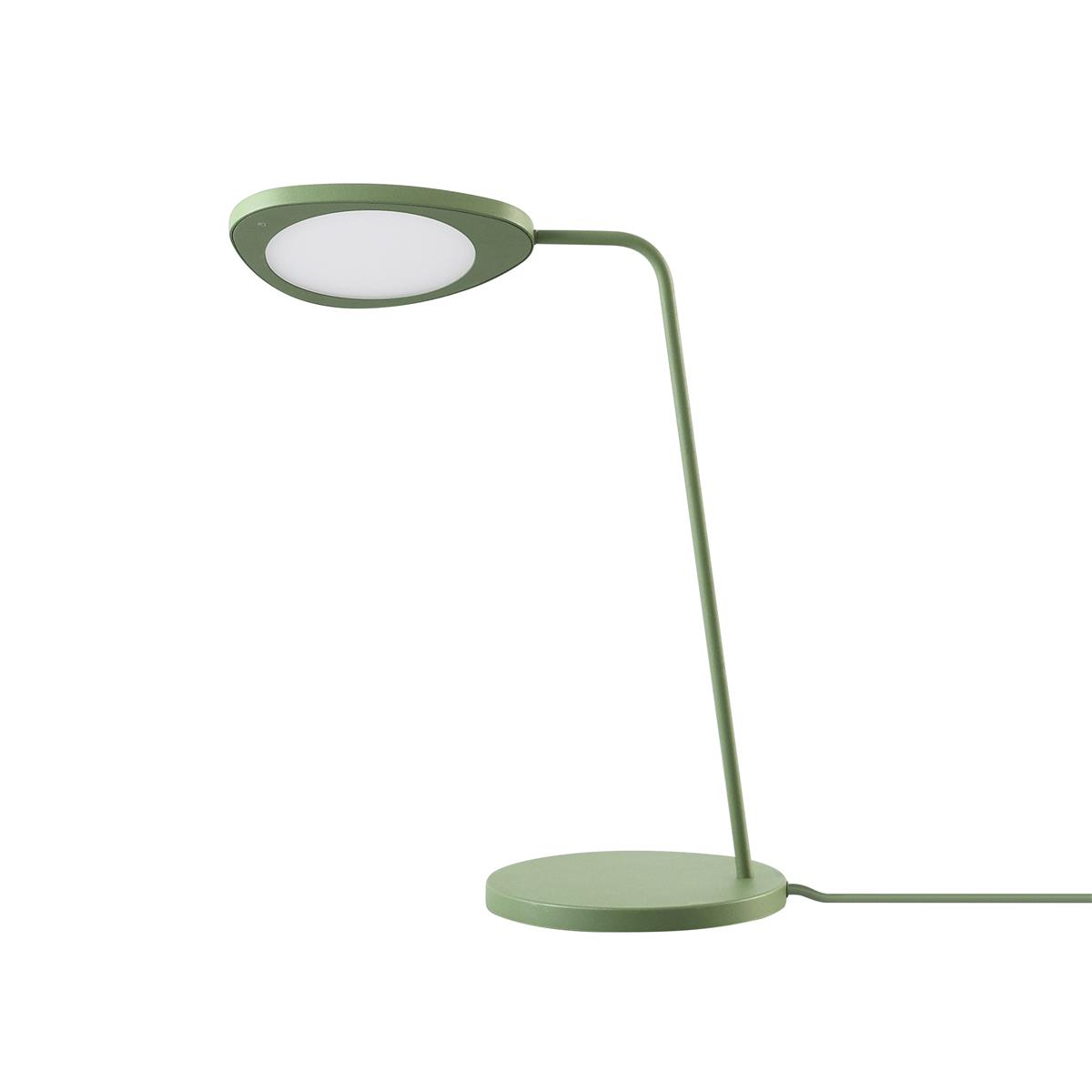 Leaf Table Lamp - Green