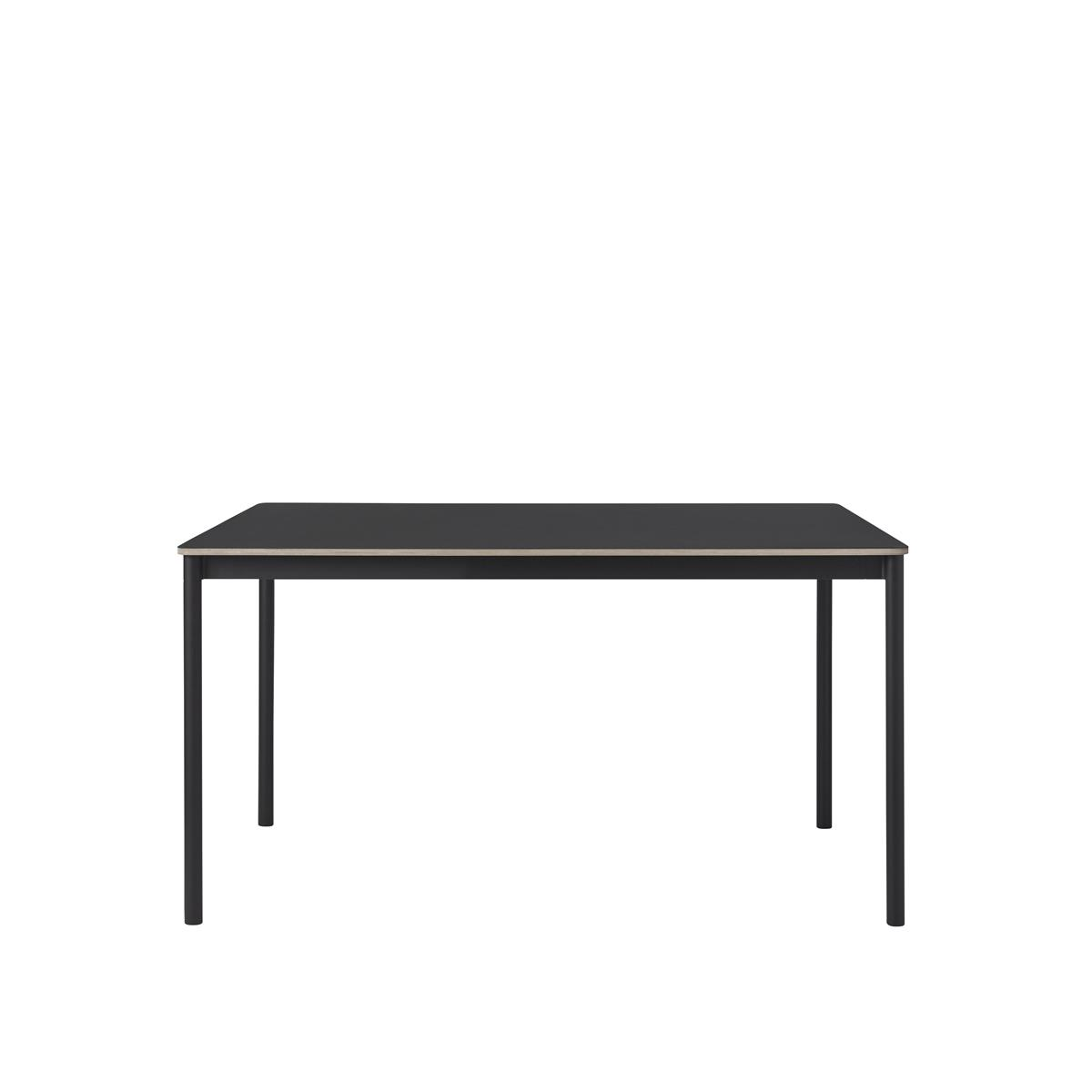 Base Table / 140X70 Linoleum - Plywood edges