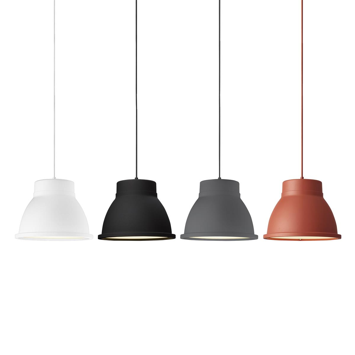 Studio Pendant Lamp Grey