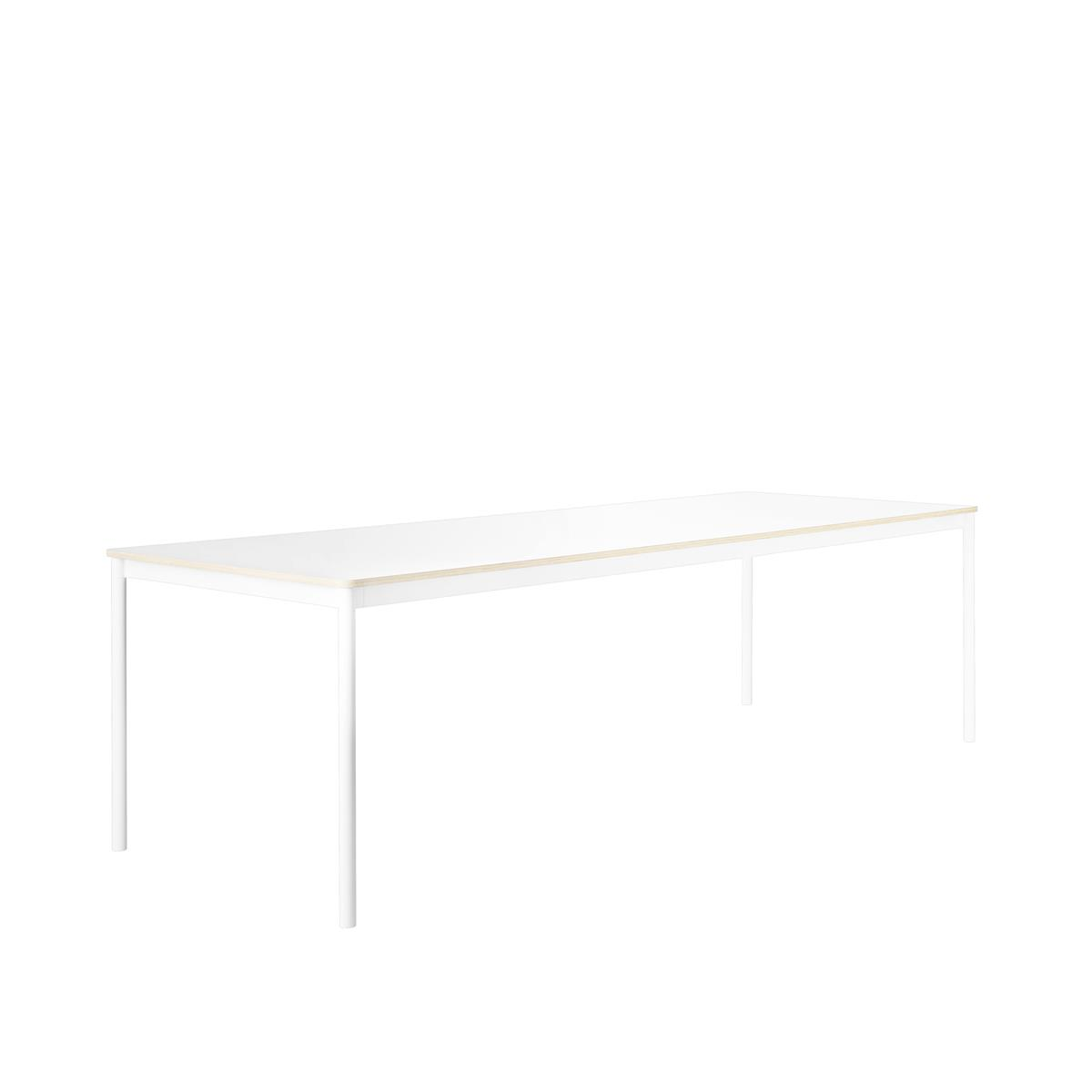 Base Table / 250 X 110 Laminate - Plywood edges