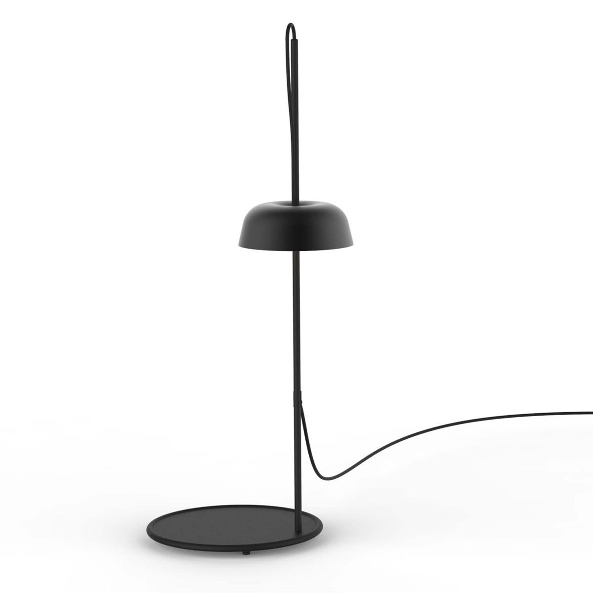 KI Light With Base - Black