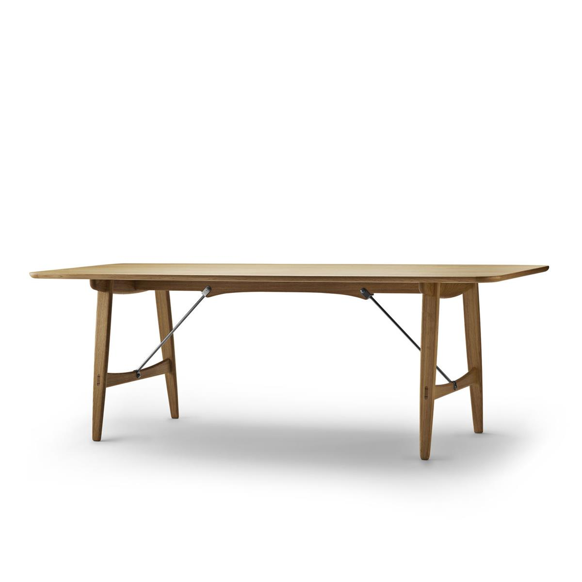 Hunting Table i oljet eik