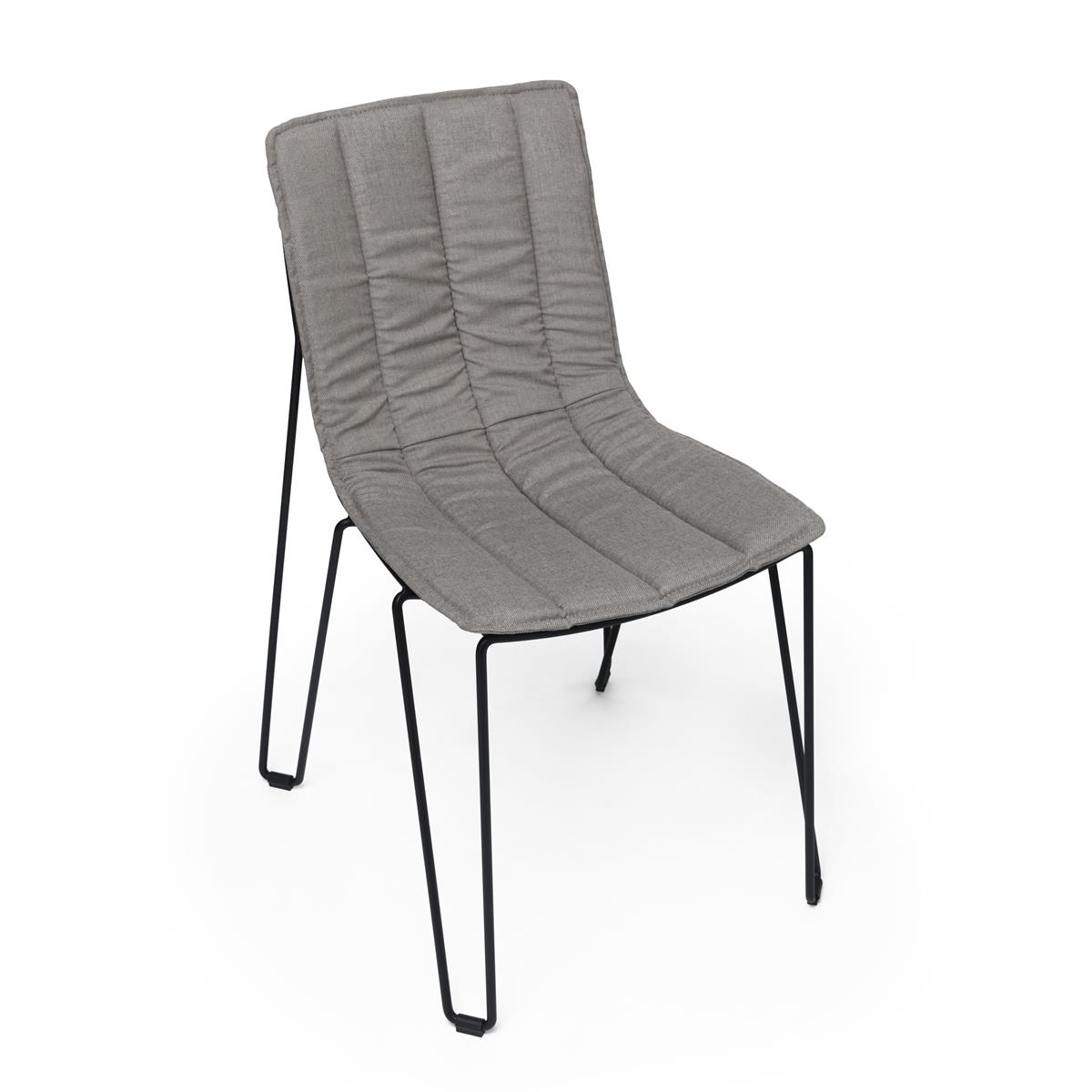 Tio Chair Seat Cover med Remix tekstil fra Kvadrat