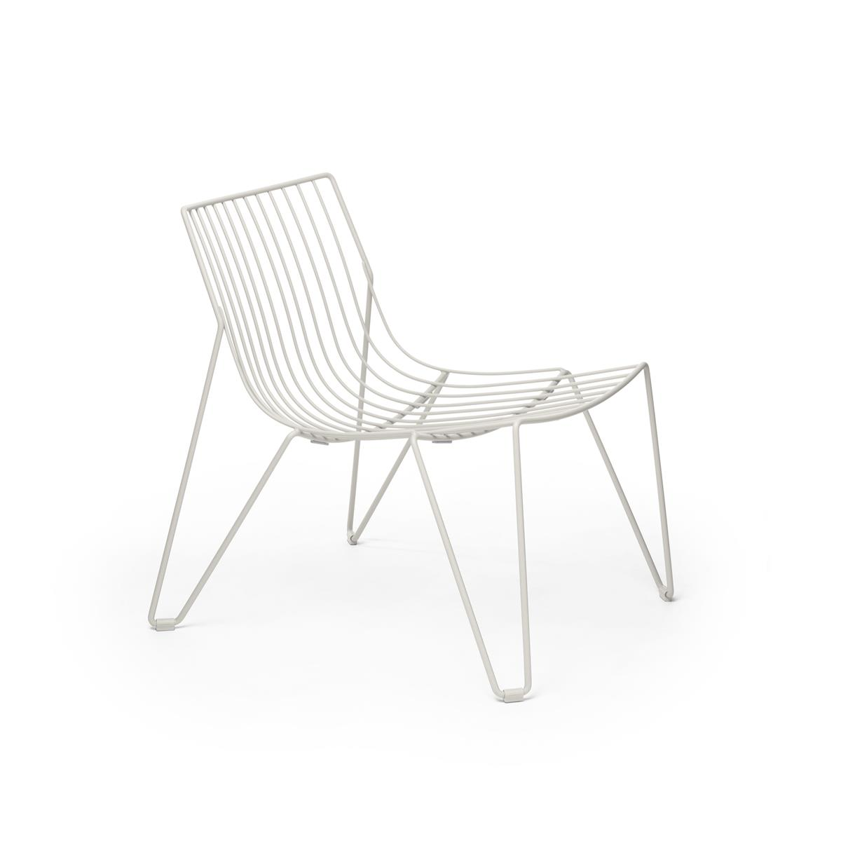 Tio Easy Chair - White