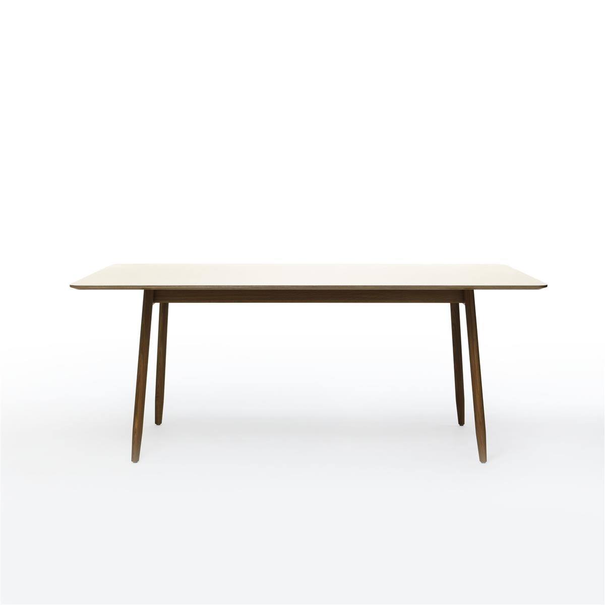 Icha Table - Pearl & Walnut Stained