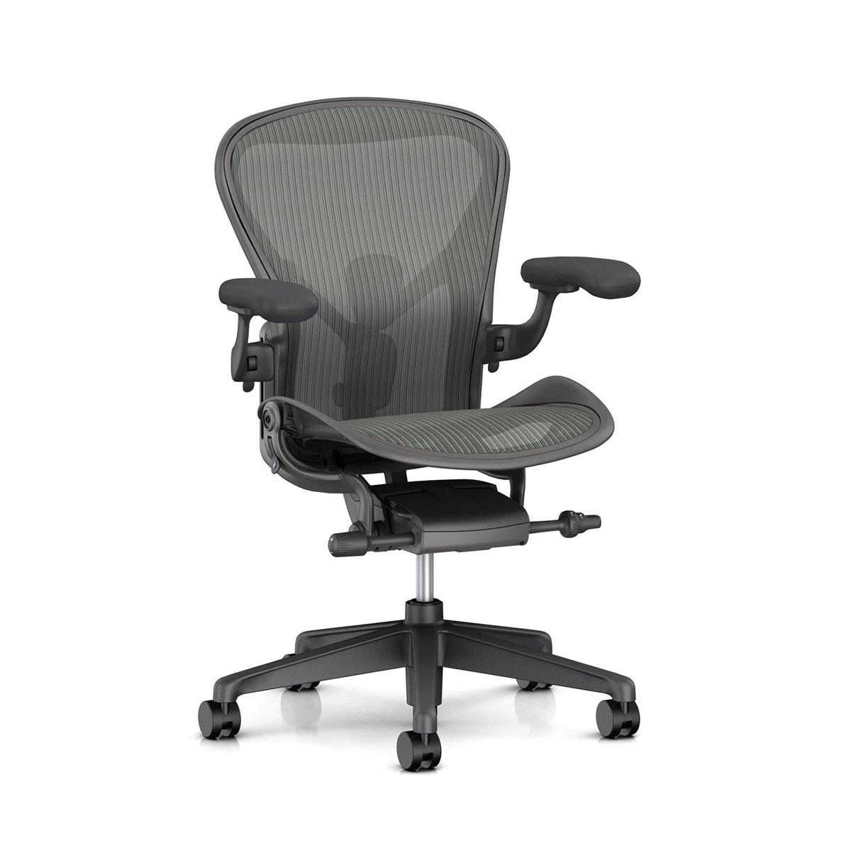 Aeron Remastered (A) Carbon