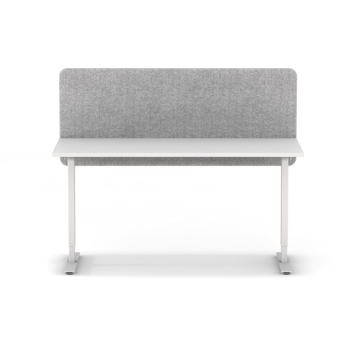 UM Acoustic Screen for hev/senk 160 x H53 - tekstil Camira Synergy