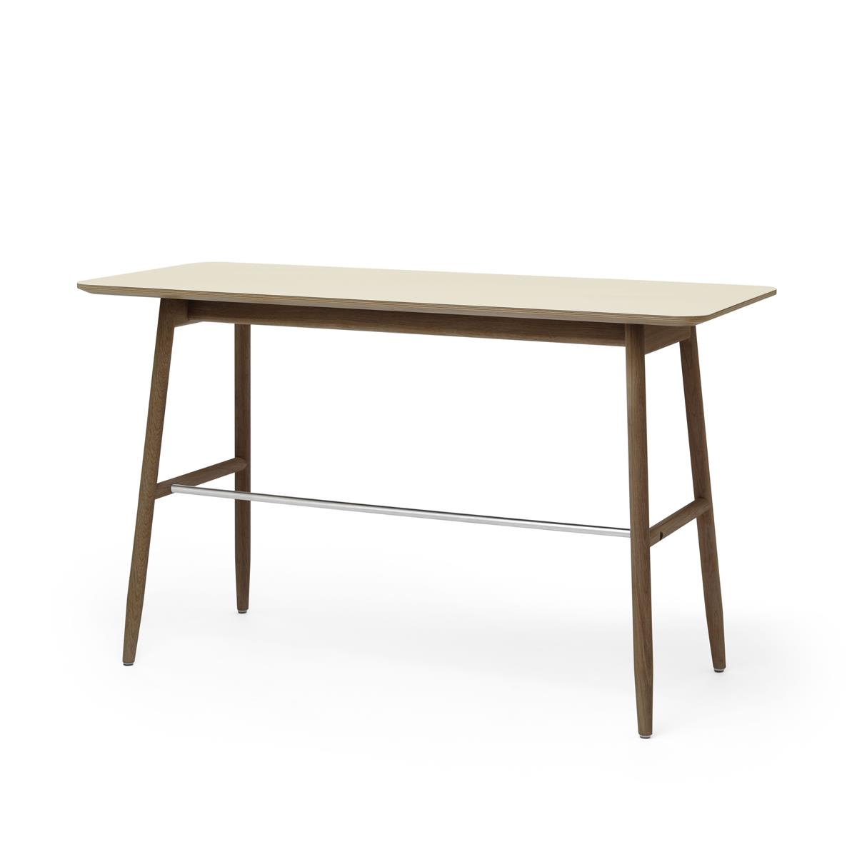 Icha Desk 120 x 50 cm i Pearl & Walnut Stained