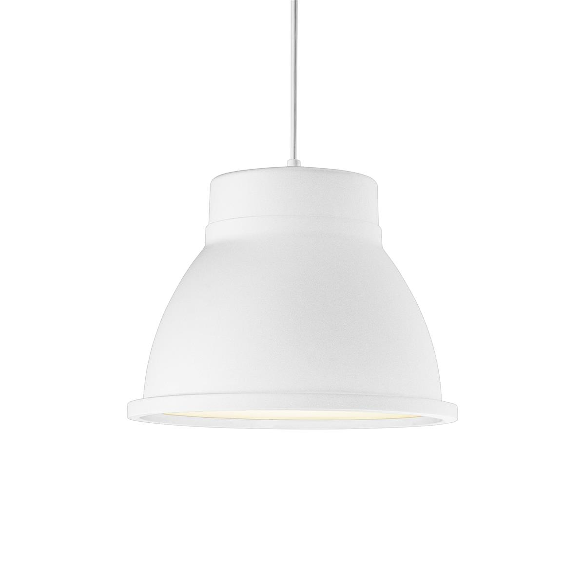 Studio Pendant Lamp White