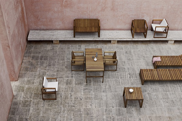 Indoor-Outdoor fra Carl Hansen