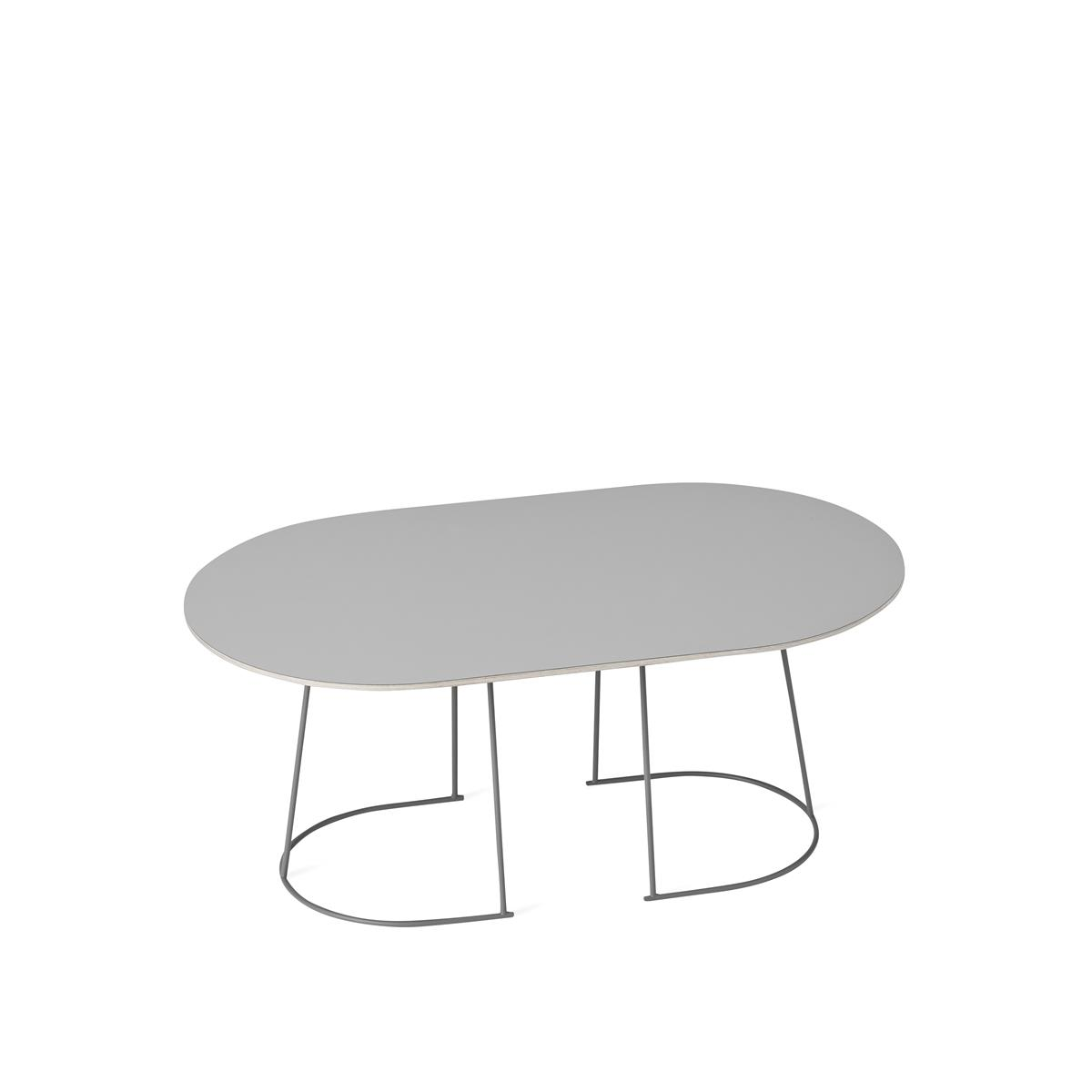 Airy Coffee Table / Medium Grey - Nanolaminate