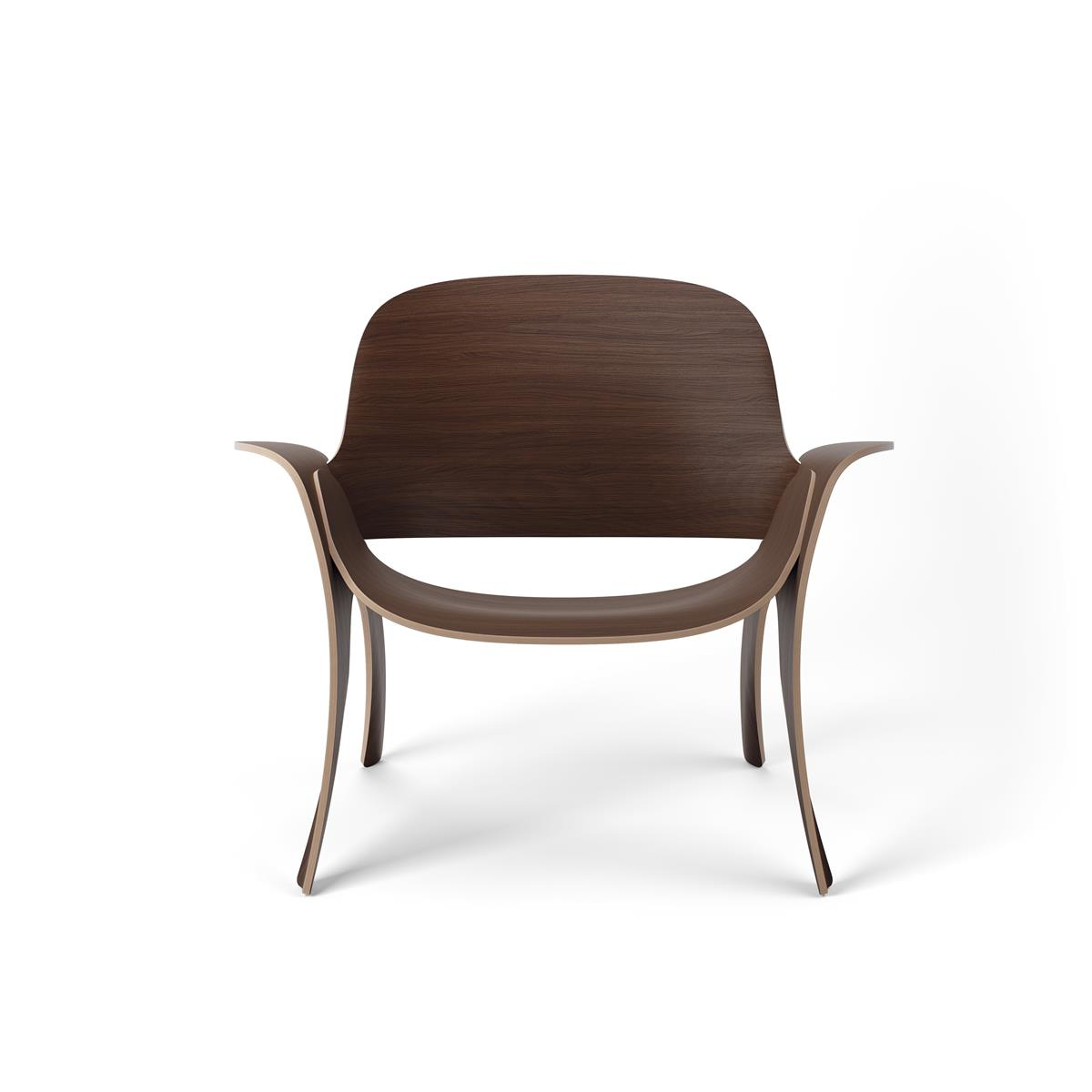 Rose Chair - Walnut
