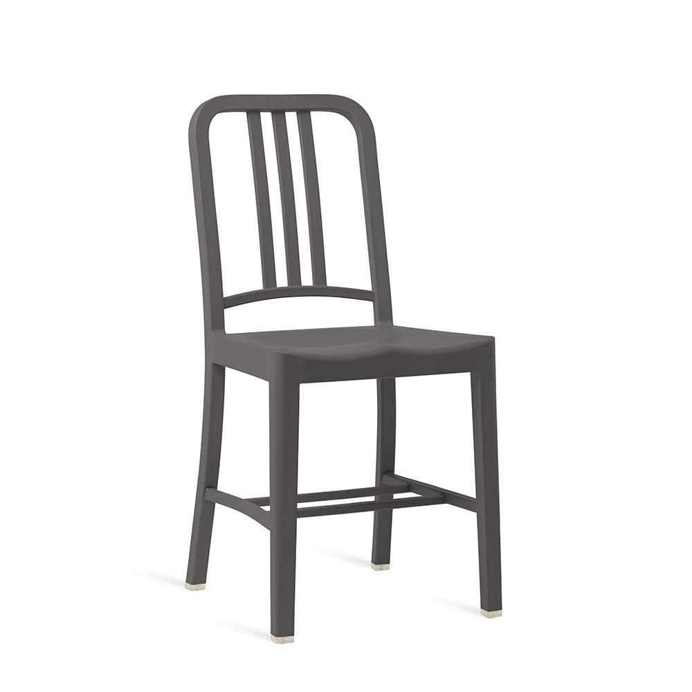 111 Navy Chair - Charcoal