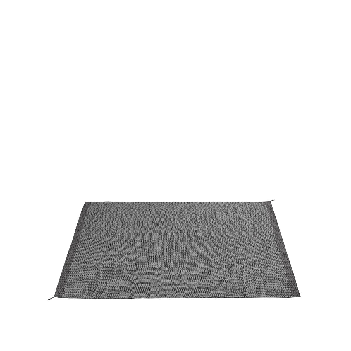 Ply Rug i 85 X 140 cm, Dark Grey