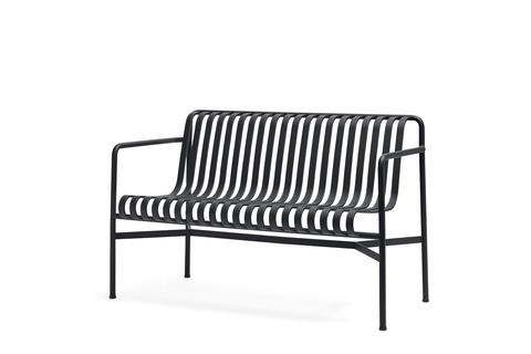 Palissade Dining Bench - Anthracite